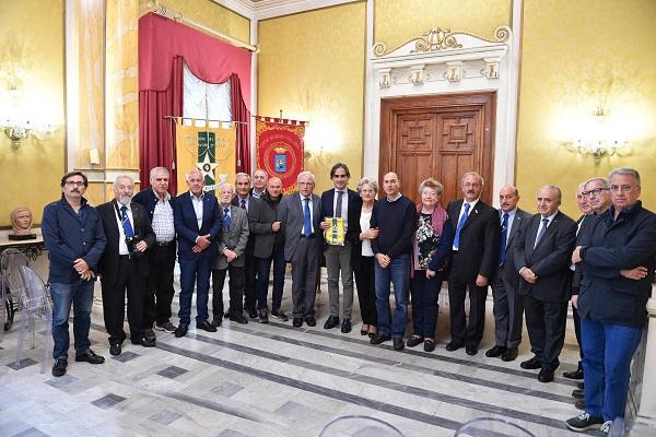 giuseppe falcomatà - Federazione Maestri del Lavoro d'Italia
