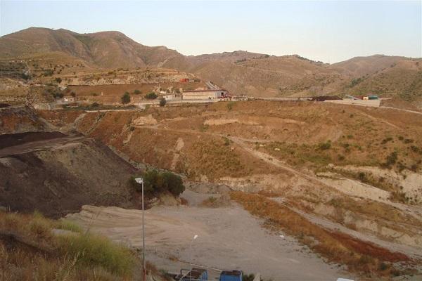 discarica località Paolia
