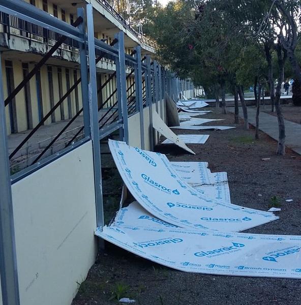 Raid vandalico Lido Comunale