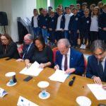 """Reggio Calabria: firmata la convenzione tra Comune, Università Mediterranea e Istituto """"Carducci – Da Feltre"""" per ampliamento offerta formativa"""