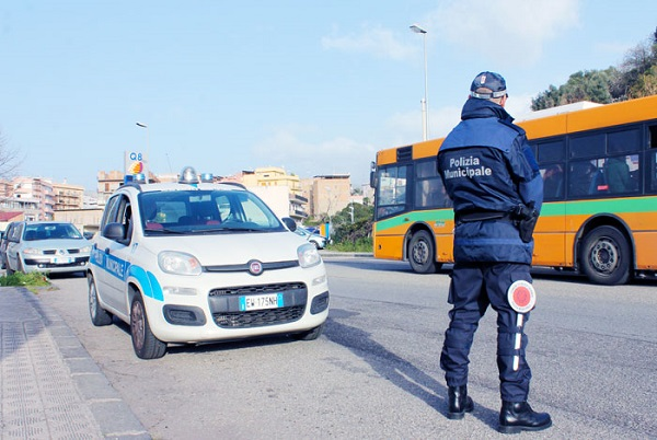 polizia municipale reggio