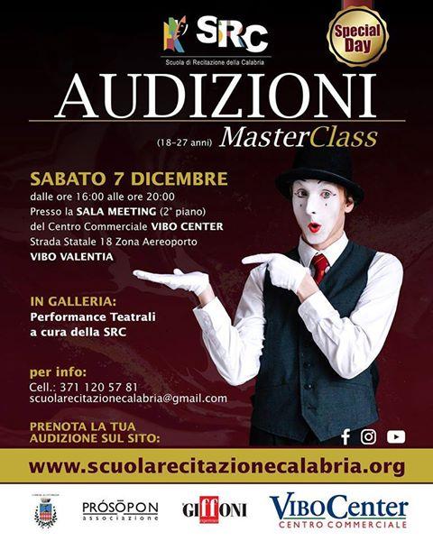 SRC - Scuola di Recitazione della Calabria