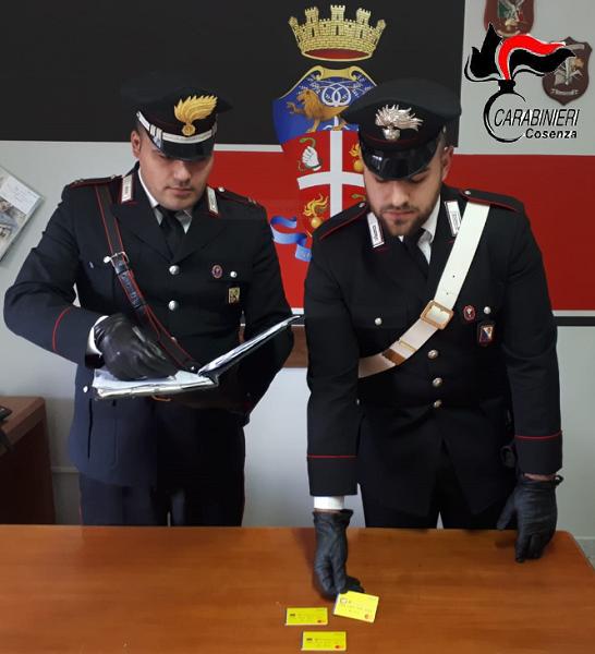 sequestro carabinieri