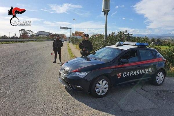 carabinieri reggio locri