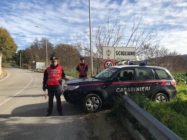 carabinieri scigliano