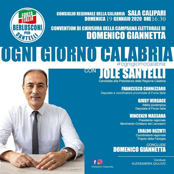 evento domenico giannetta
