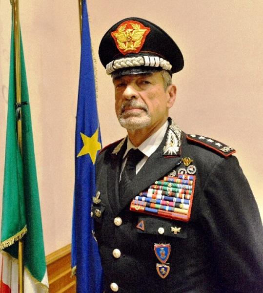 Generale di Corpo d'Armata Carmelo BURGIO
