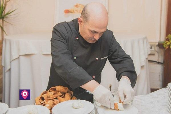 chef Filippo Cogliandro
