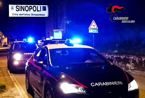 carabinieri sinopoli