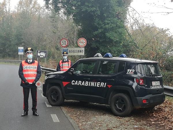 carabinieri rogliano