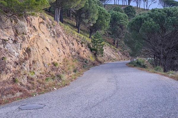 strada Armo - Santa Venere