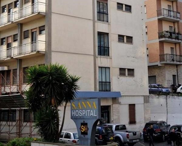 sant'anna hospital catanzaro