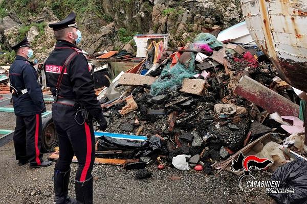 carabinieri bagnara calabra