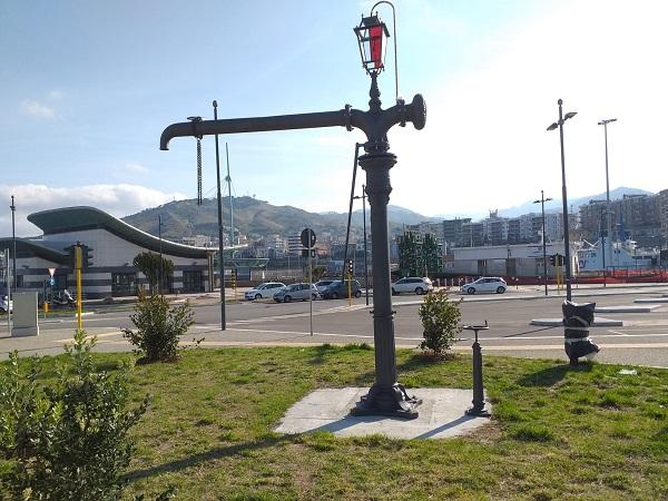colonna idraulica waterfront