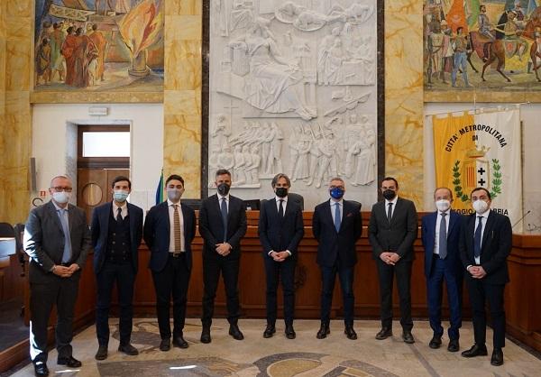 delegati citta metropolitana