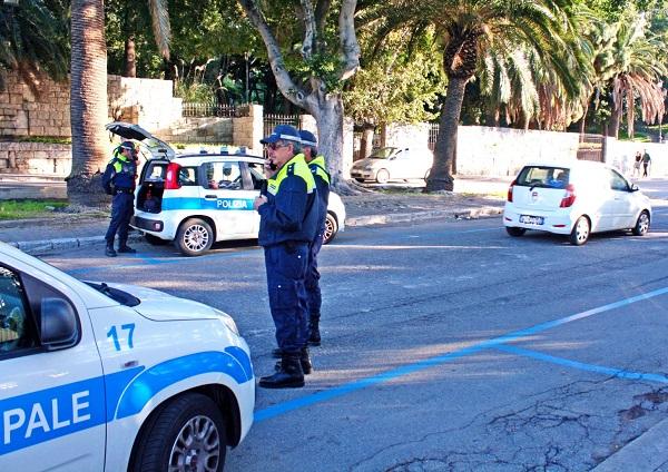 Controlli polizia municipale reggio