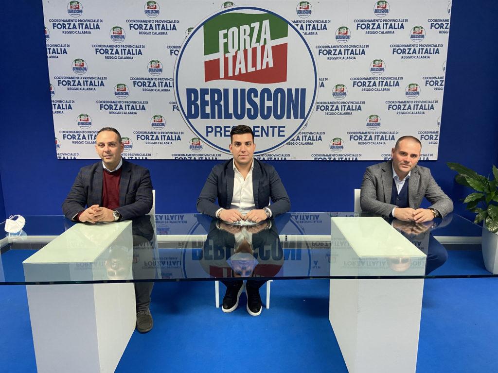 Federico Milia - Antonino Caridi - Antonino Maiolino