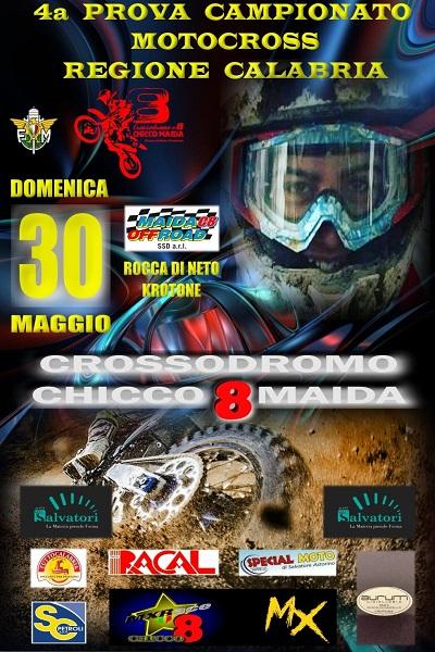 crossodromo Chicco Maida