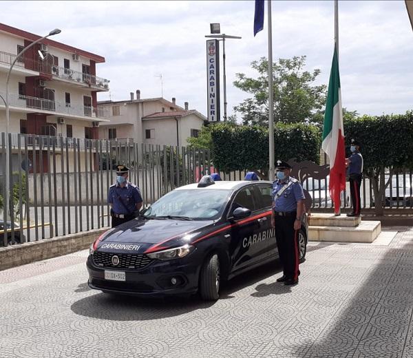 carabinieri corigliano calabro