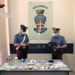 Acri: insegnante sorpreso con droga in casa, arrestato dai carabinieri