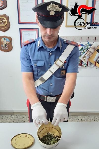 sequestro carabinieri rogliano