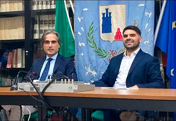 giuseppe falcomatà - Umberto Felice Nocera