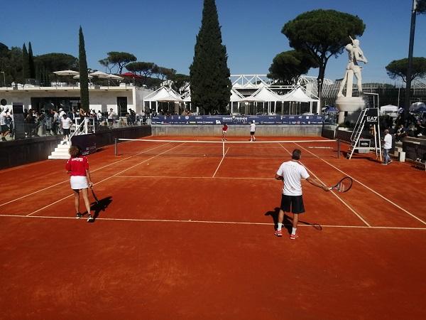 tennis & friends roma